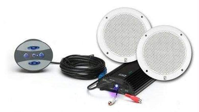 Polyplanar BT-KIT-4W Amplifier With Speakers - Audio/Video audio-video polyplanar Stereo - Packages Polyplanar