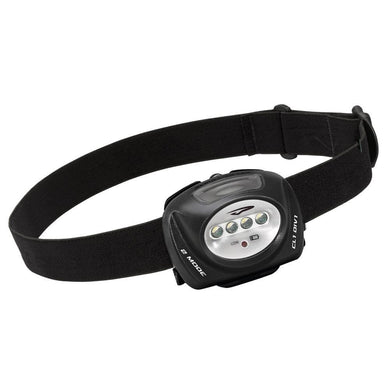 Princeton Tec QUAD II 78 Lumen Intrinsically Safe Headlamp [QUAD-II-BK] - Flashlights Brand_Princeton Tec camping Camping | Flashlights