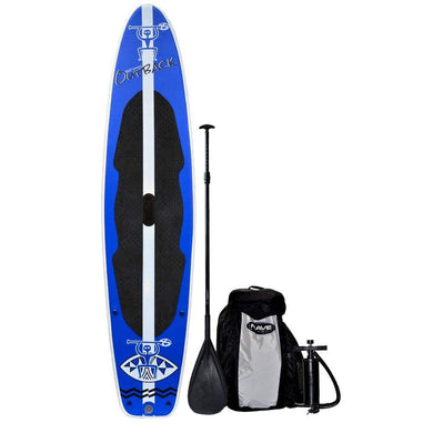 RAVE Outback Inflatable SUP Stand Up Paddle Board - 106 [02509] - Inflatable Kayaks/SUPs Brand_RAVE Sports inflatable-kayaks-sups