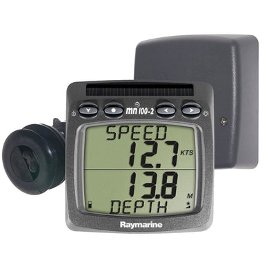 Raymarine Wireless Speed & Depth System with Triducer [T103-916] - Instruments - Depth/Temp Brand_Raymarine instruments-depth-temp Marine
