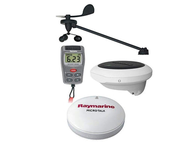 Raymarine Wireless Wind Kit With Heading F-Seatalkng - Instruments Gauges - Wind instruments marine-instruments raymarine Raymarine