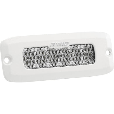 RIGID Industries SR-Q Series PRO Diffused - Flush Mount - Single - White [964513] - Flood/Spreader Lights Brand_RIGID Industries
