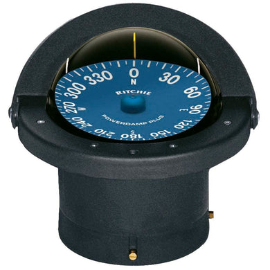 Ritchie SS-2000 SuperSport Compass - Flush Mount - Black [SS-2000] - Compasses - Magnetic Brand_Ritchie compasses-magnetic Marine