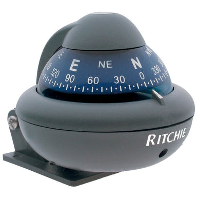 Ritchie X-10-M Sport - Bracket Mount - Gray [X-10-M] - Compasses - Magnetic Automotive/RV | Compasses - Magnetic Brand_Ritchie