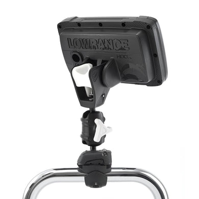 Scanstrut ROKK Mini Pro Mount Kit w-Rail Clamp f-Lowrance HOOK2 [RLS-521-402] - Display Mounts Boat Outfitting | Display Mounts