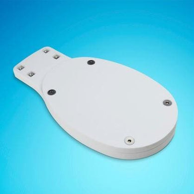 Seaview ADA-BLANK Plate Use for Spotlight No Holes - Navigation Lights - Spotlight Accessories navigation seaview Seaview 015568068645