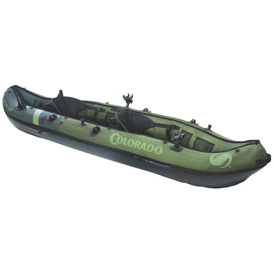 Sevylor Colorado Inflatable Fishing Kayak - 2-Person [2000014133] - Inflatable Kayaks/SUPs Brand_Sevylor inflatable-kayaks-sups paddlesports