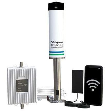 Shakespeare Stream Wireless Booster - Antennas Cellelar Amplifier/Repeater Shakespeare