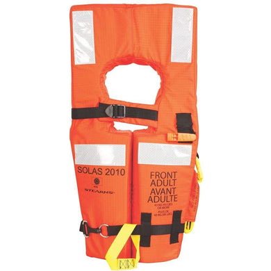 Stearns I160 Ocean Mate 1 Adult Vest - Orange [2000019691] - Personal Flotation Devices Brand_Stearns Marine Safety | Personal Flotation