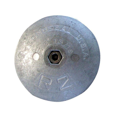 Tecnoseal R2AL Rudder Anode - Aluminum - 2-13-16 Diameter [R2AL] - Anodes anodes Boat Outfitting | Anodes Brand_Tecnoseal Tecnoseal