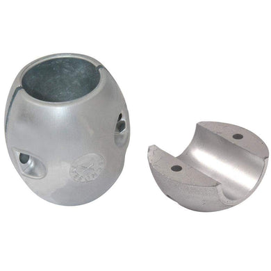 Tecnoseal X5 Shaft Anode - Zinc - 1-1-4 Shaft Diameter [X5] - Anodes anodes Boat Outfitting | Anodes Brand_Tecnoseal Tecnoseal