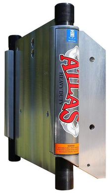 Th Marine Atlas 10 Jack Plate Heavy Duty Hydraulic Polished - Motors Outboard Accessories T.H. Marine