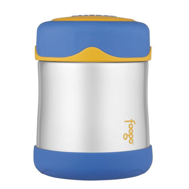Thermos Foogo Leak-Proof Food Jar Blue 10 oz [B3000BL002] - Hydration Brand_Thermos hydration outdoor Outdoor | Hydration Thermos