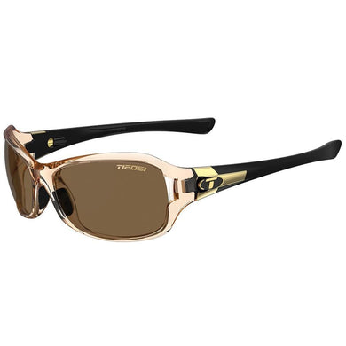 Tifosi Dea SL Crystal Brown & Black Single Lens Sunglasses - Brown [0090408171] - Sunglasses Brand_Tifosi Optics outdoor Outdoor |