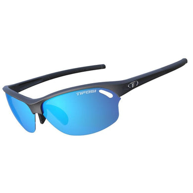 Tifosi Wasp Clarion Blue-AC Red-Clear Lens Sunglasses - Matte Black [1280100122] - Sunglasses Brand_Tifosi Optics outdoor Outdoor |
