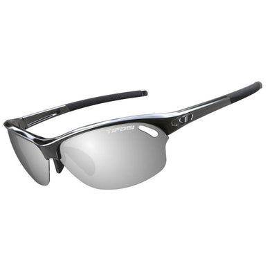 Tifosi Wasp Smoke-GT-EC Lens Sunglasses - Gloss Black [1280200215] - Sunglasses Brand_Tifosi Optics outdoor Outdoor | Sunglasses