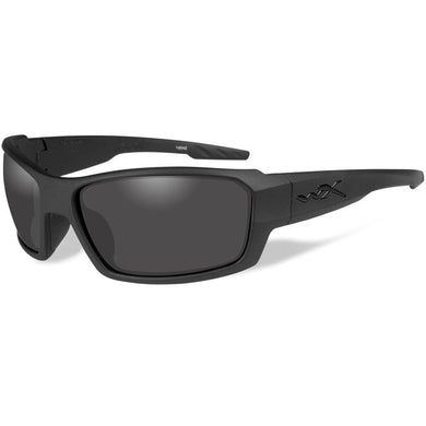 Wiley X Rebel Black Ops Sunglasses - Smoke Grey Lens - Matte Black Frame [ACREB01] - Sunglasses Brand_Wiley X outdoor Outdoor | Sunglasses