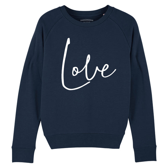 Love -  Womens Crew Sweatshirt