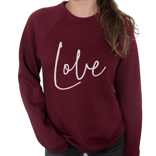 Ultra Cosy Love Sweatshirt