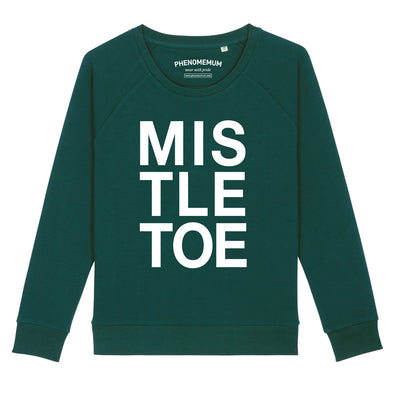 Mistletoe Relaxed Fit Sweatshirt