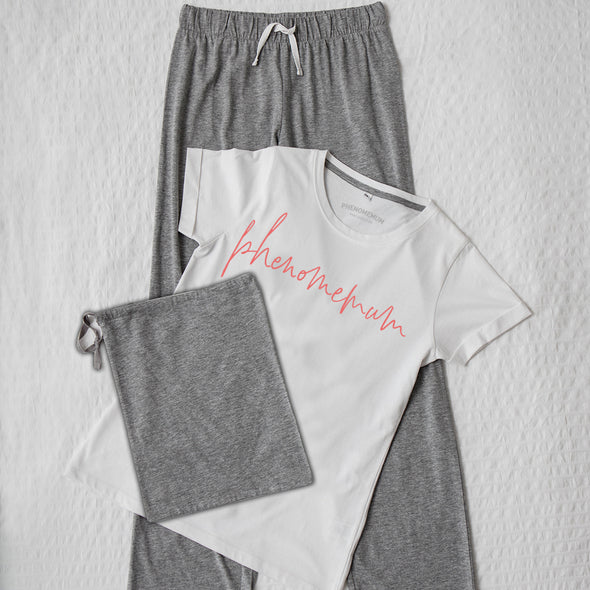 Phenomemum Script - Pyjama set in a bag
