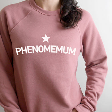 Ultra Cosy Phenomemum Rose Sweatshirt
