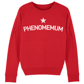 Phenomemum - Womens Crew Sweatshirt