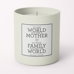 The World - Scent Eulària Luxury Candle