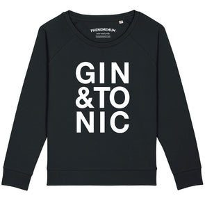 Gin and Tonic Relaxed Fit Sweatshirt