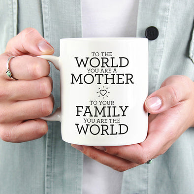 The World Mug