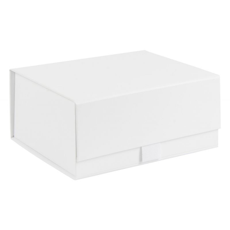 Small Gift Box (White)+ Wrapping + Gift Message