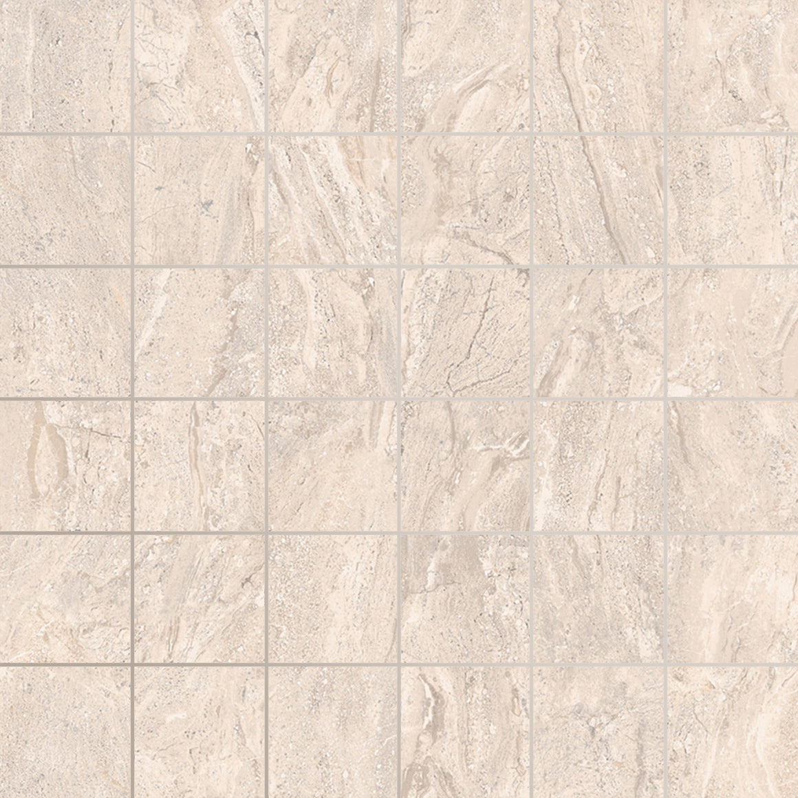 Hot Rock, Beige Mosaic