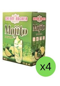 Mojito en Bag in Box de 3 litres Cherry Rocher