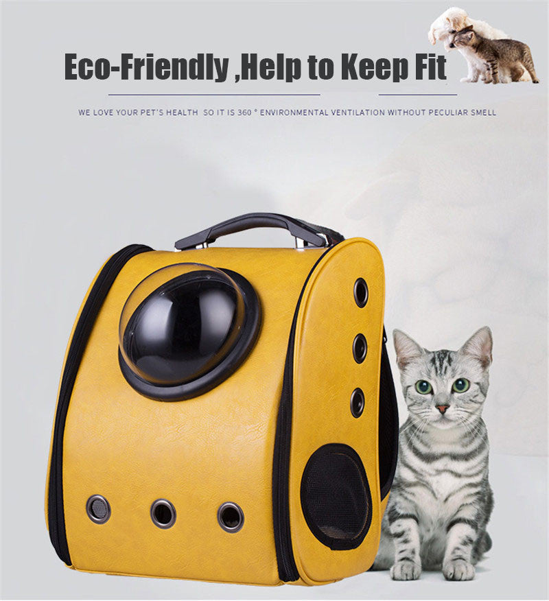 Fashion Capsule Pet Backpack - Westgate Pets