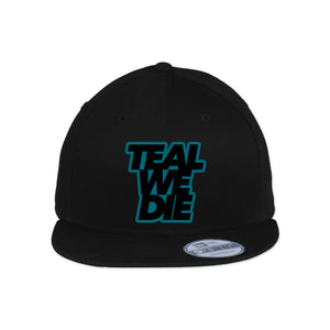 Teal We Die Snapback