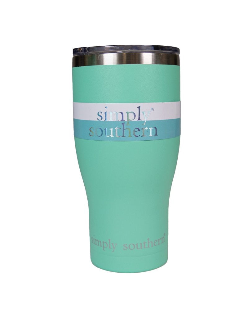 Simply Southern 30 oz Tumbler - Sea