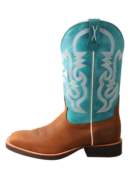 "Twisted X Men's 12"" Hooey Boot"