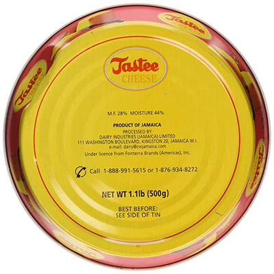 Jamaican Tastee Cheese, 17.6 oz (1.1 lb)