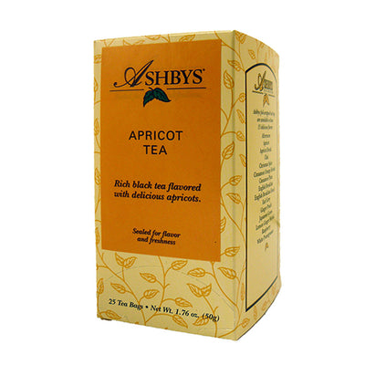 Ashby's Apricot Tea – 25 bags