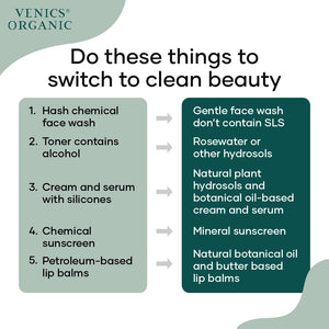 All Natural Beauty Guide  - How to Switch to Natural Organic Beauty