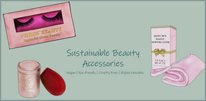 Sustainable Beauty Accessories