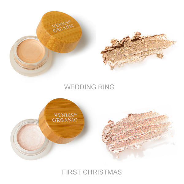 Wedding Ring + First Christmas - Diamond Glow Melted Highlighter™