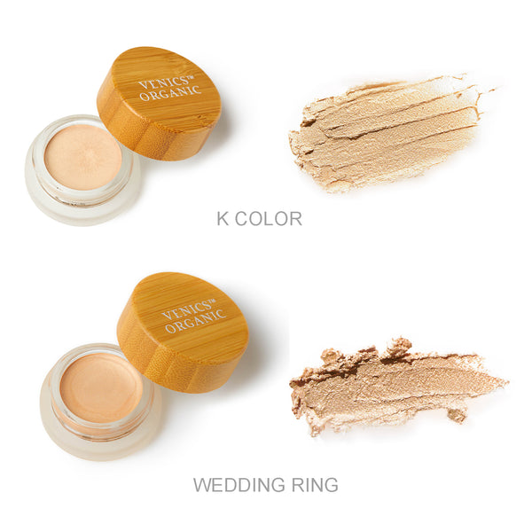 K Color + Wedding Ring - Diamond Glow Melted Highlighter™
