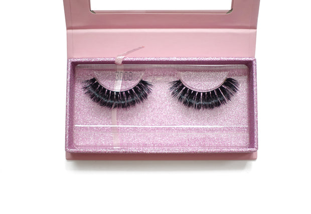 Instagrammer Cruelty Free Lashes – Rose - VENICS