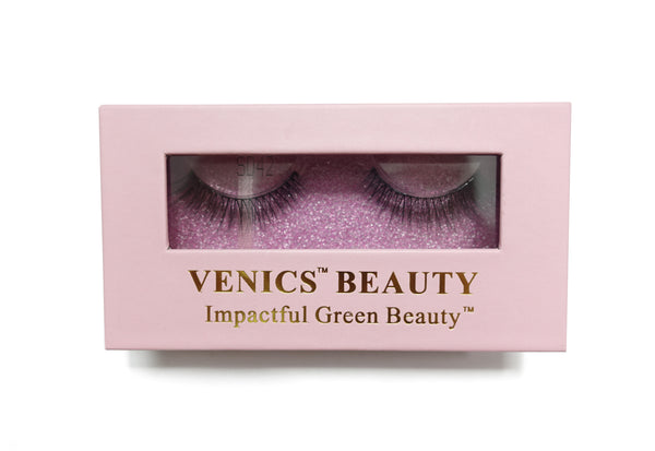 Feather Like Cruelty Free Lashes - Violet - VENICS