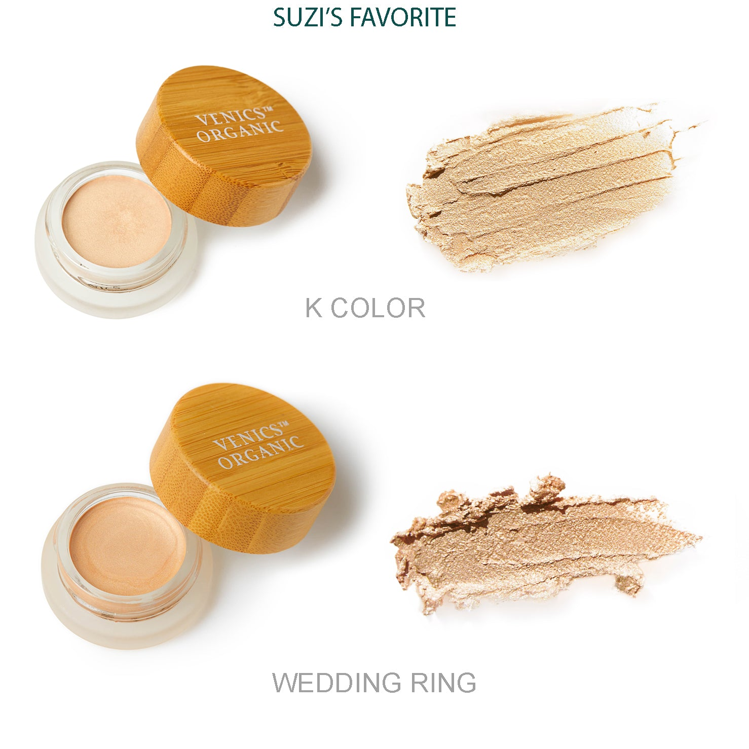 Diamond Glow Melted Highlighter™ Set - VENICS
