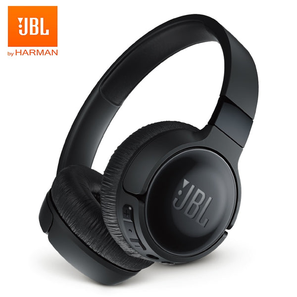 JBL T600BTNC Annulation Bruit Bluetooth Casque Gaming Sport Pliable Pure Bass Sound