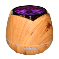 Diffuseur ultrasonique d'aromathérapie humidificateur d'air 400ml maison ou bureau