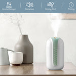 Humidificateur ultrason intelligent de voiture ou maison à air froid de grande capacité