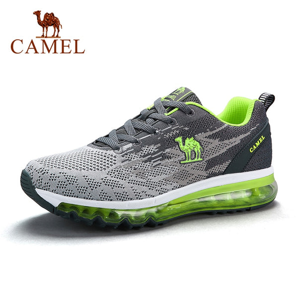 CAMEL Chaussures De Course Coussin D'air Max Sports Respirant Léger  Sneakers